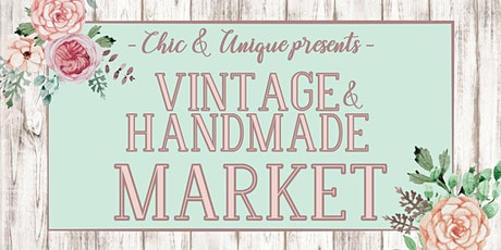 Vintage, Repurposed & Handmade Market In Shelby Twp (3rd Annual) tickets