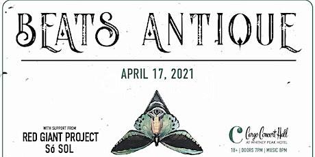 Beats Antique at Cargo Concert Hall [Rescheduled date] tickets