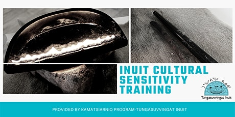 Inuit Cultural Sensitivity Training tickets