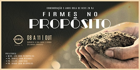 DOMINGO - 11/10 - 18H30 | 5 ANOS BDN ZN RJ ingressos