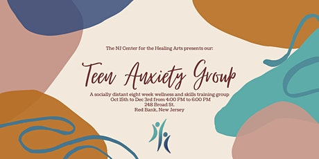Teen Anxiety Group tickets