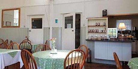 Old School Tea Rooms - Saturday AMBER Ride tickets