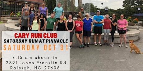 Saturday Run Club tickets