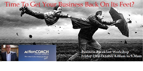 Time To Rebuild Your Business?  Business Owner's Workshop tickets