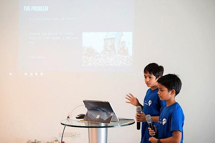 Change The World Innovation Holiday Camp (10-15 years) | Mon-Fri, 10AM-5PM image