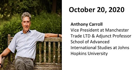 DCFR Online Event: Anthony Carroll tickets