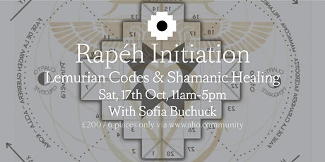 Rape'h Initiation and Lemurian and Shamanic Healing. tickets