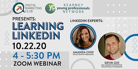 Learning LinkedIn tickets