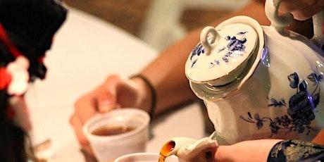 Bostin' Tea Party Virtual Café tickets