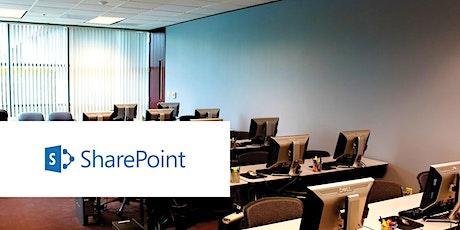 SharePoint Level 1 Training in Portland, Oregon tickets