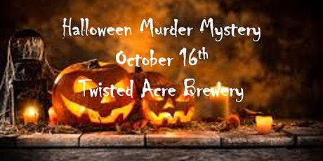 Murder Mystery  Evening at Twisted Acre Brewery tickets