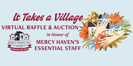 'It Takes a Village' Virtual Raffle & Auction tickets