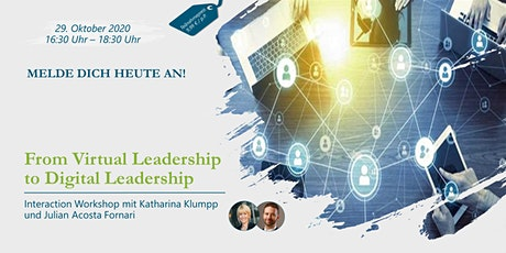 From Virtual Leadership to Digital Leadership Tickets