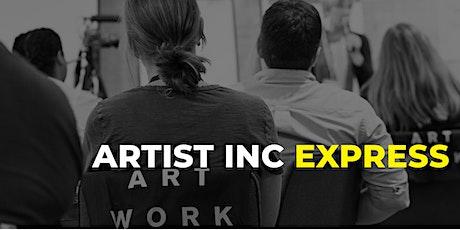 Artist INC Express - North Central Kansas tickets