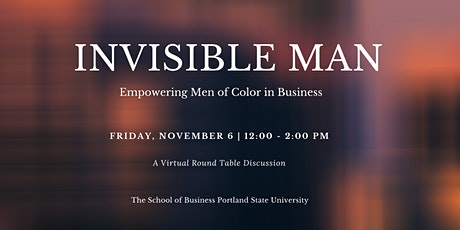 Empowering Men of Color in Business tickets