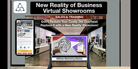 A  New Reality of Business, Networking, Traffic, Sales & Virtual Showrooms! tickets