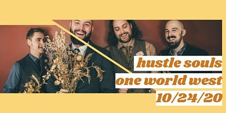 Hustle Souls at One World Brewing West tickets
