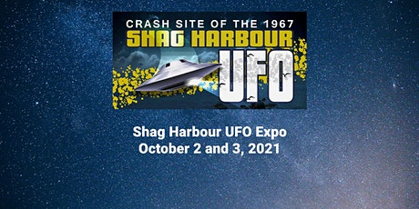 Shag Harbour UFO Expo 2021 tickets