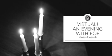 Virtual! An Evening with Poe tickets
