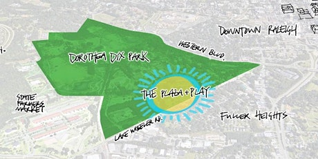 Dorothea Dix Park: Plaza and Play Walking Tour tickets