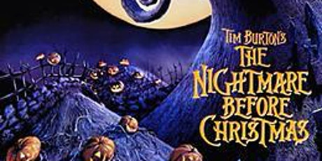 Nightmare Before Christmas Socially Distanced Movie Night tickets