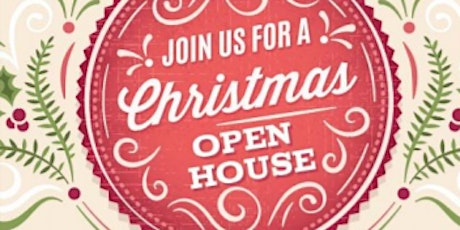 Christmas Open House tickets