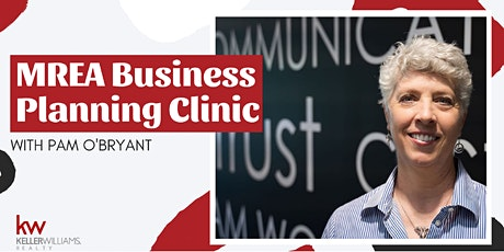 MREA Business Planning Clinic with Pam O'Bryant tickets