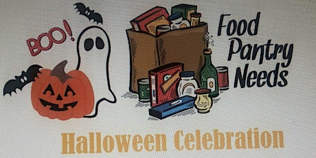 Halloween Costume Celebration Food Drive tickets