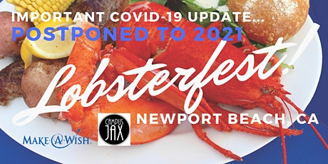 12th Annual Lobsterfest at Newport Beach tickets