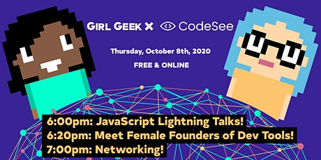 CodeSee Panel of Female Founders of Devtools Startups + Networking! tickets
