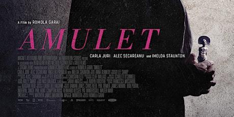 "HORROR FILM: ""Amulet"" (2020) tickets"