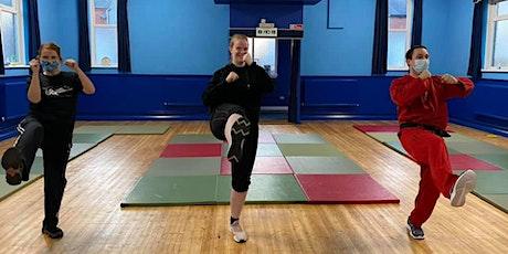 LJJ Ladies Kickboxing MEMBERS ONLY - Coalville INDOOR training tickets