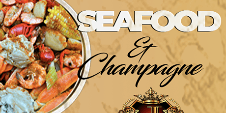 Monday & Tuesday Seafood + Champagne @ Josephine Lounge - Atlanta, GA tickets
