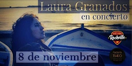 Laura Granados en concierto - Sala Rockville entradas