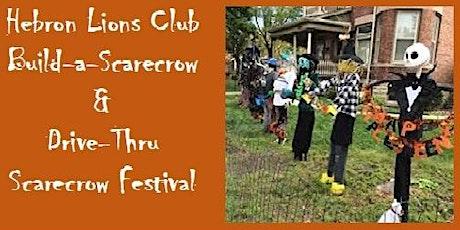 Hebron Lions Club Build a Scarecrow Festival tickets