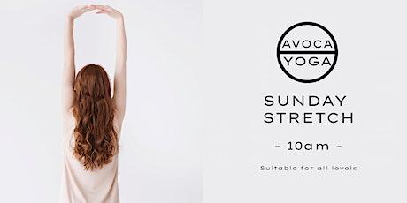 Sunday Stretch tickets