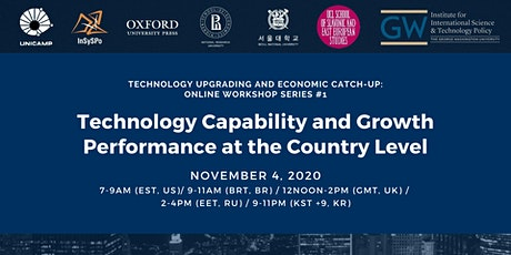 Technology Capability and Growth Performance at the Country Level (#1) tickets