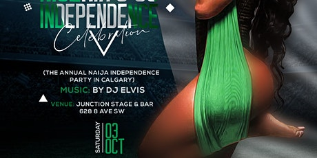 Nigeria's 60th Independence Celebration Calgary tickets
