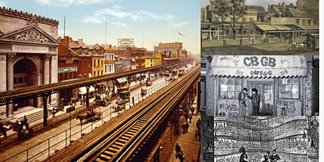 The Bowery: Rise, Fall, & Resurgence of NYC's Oldest Street' Live Webinar tickets