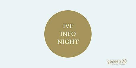 IVF Info Night tickets