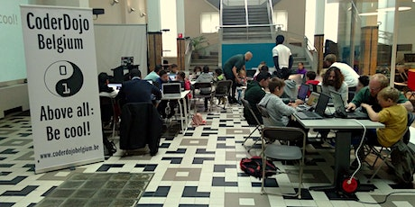CoderDojo Brussels Yser - 20/12/2020 billets