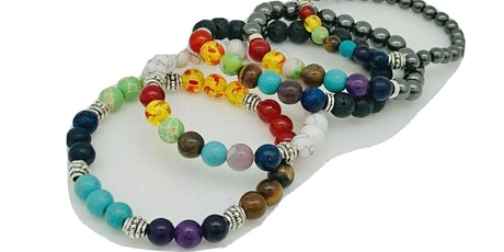 Make Your Own Chakra Bracelet Workshop - Make & Take tickets