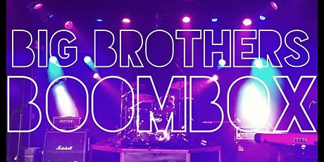 A Night with  Derrick Dove & Big Brothers Boom Box tickets