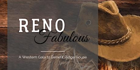Reno Fabulous Western Gala, a Fundraiser for Ridge House tickets
