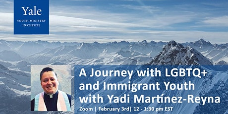 A Journey with LGBTQ+ and Immigrant Youth with Yadi Martínez-Reyna tickets