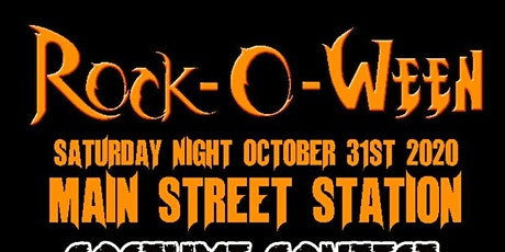 Rock-O-Ween 2020 tickets