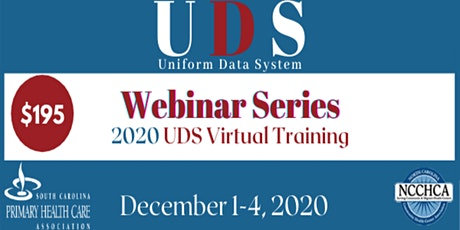 2020 Uniform Data System Virtual Training tickets