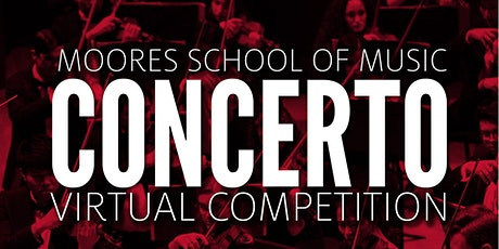 Moores School of Music Concerto Competition Finals Round tickets