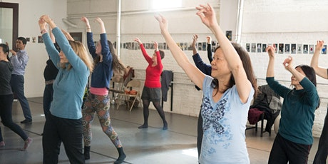 Moving For Life Dance Exercise Class for Breast Cancer Recovery ONLINE tickets