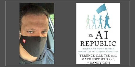 The Implications of AI for Society: Prof. Mark Esposito-Bestselling Author tickets